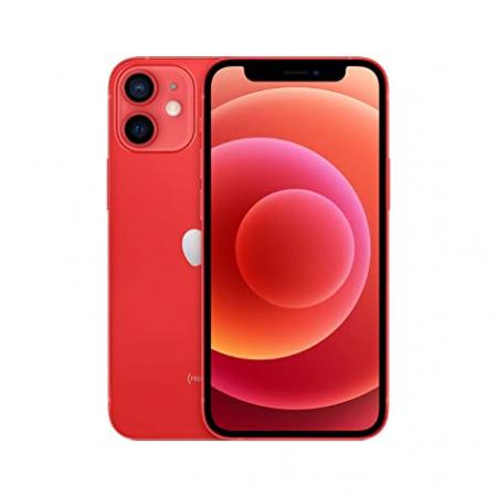 Telefon mobil Apple iPhone 12 Red, Rosu, 128GB, Dual eSim, Super retina XDR [9]