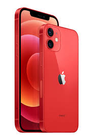 Telefon mobil Apple iPhone 12 Red, Rosu, 64GB, Dual eSim, Super retina XDR [1]