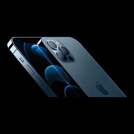 Telefon mobil Apple iPhone 12 Pro Pacific Blue 128GB + Folie Sticla Cadou [10]