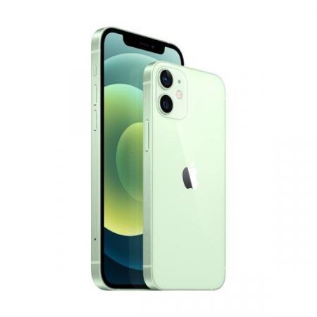 Telefon mobil Apple iPhone 12 Green,Verde, 64GB, Dual eSim, Super retina XDR [2]