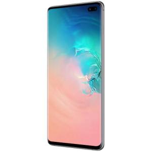 Telefon mobil Samsung Galaxy S10+, Dual SIM, 128GB, 8GB RAM, 4G, Prism White [2]