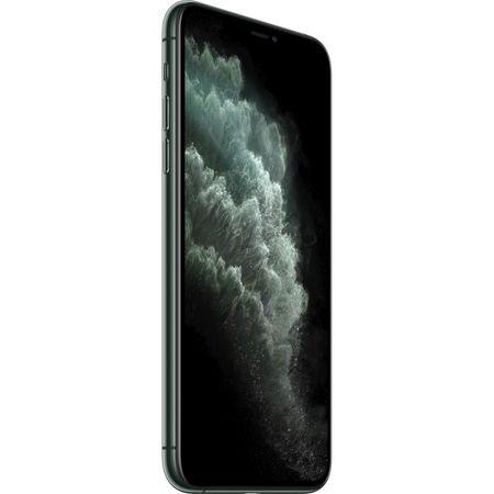 Telefon mobil Apple iPhone 11 Pro Max, 64GB, Midnight Green [2]
