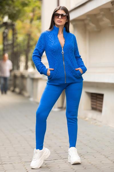 Compleu Tricot Blue [0]