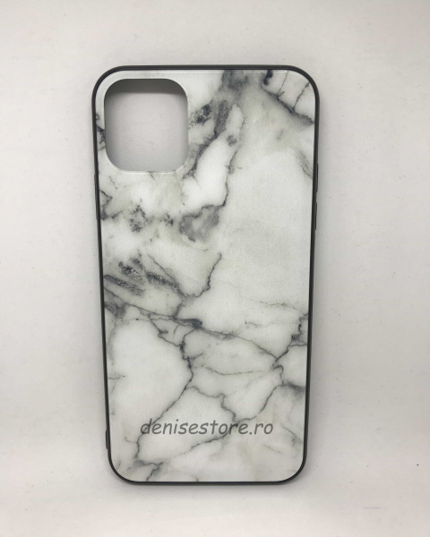 Husa Marble White iPhone 11 Pro Max 0