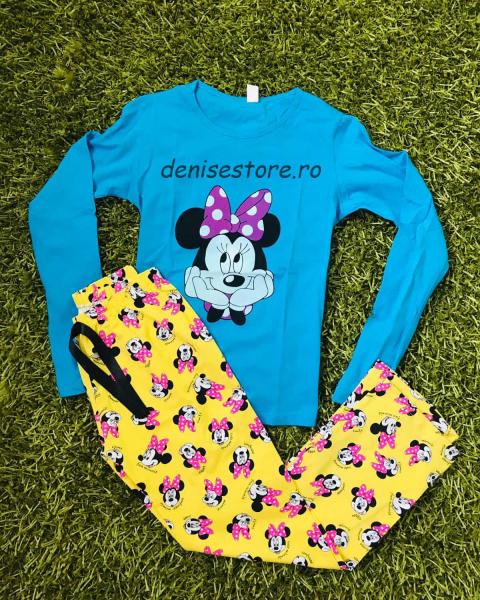 Pijama Mnnie Blue 0