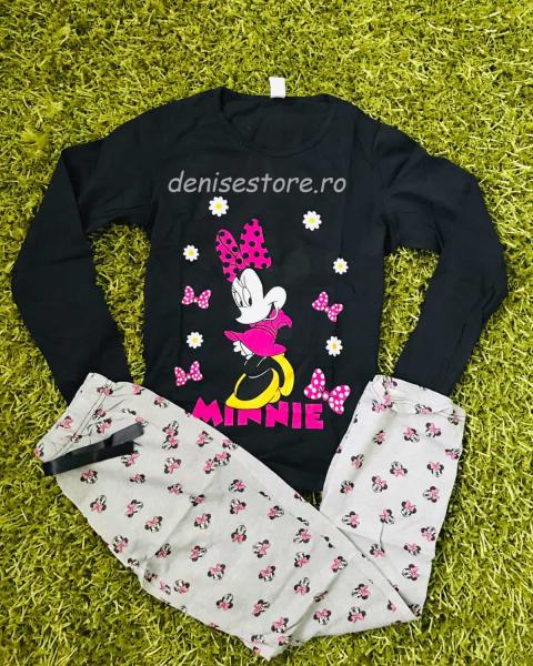 Pijama Mnnie Gray 0