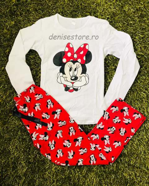 Pijama Mnnie Red 0