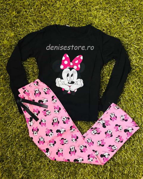 Pijama Mnnie Pink 0