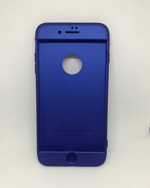 Husa 360 GKK Plastic Blue iPhone 7 Plus / iPhone 8 Plus 0