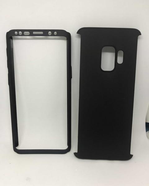 Husa 360 Plastic Black Samsung Galaxy S9 0