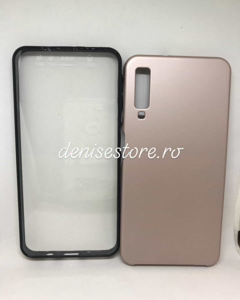 Husa 360 Gold Samsung Galaxy A7 2018 [0]