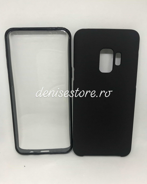 Husa 360 Black Samsung Galaxy S9 0