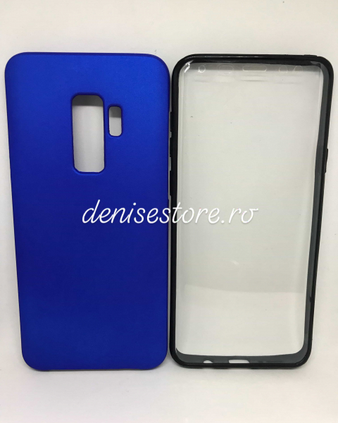 Husa 360 Blue Samsung Galaxy S9 Plus 0