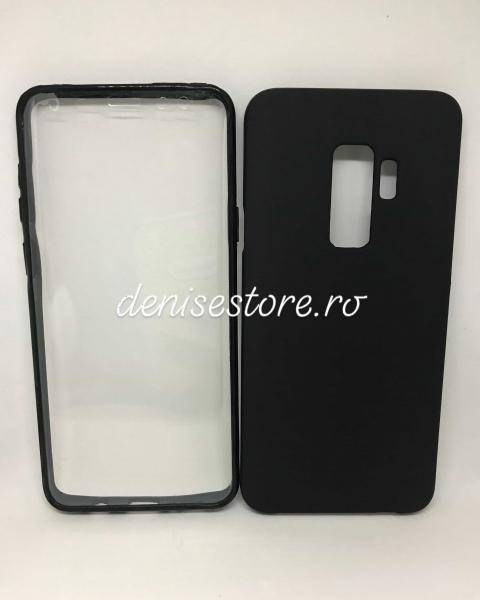 Husa 360 Black Samsung Galaxy S9 Plus [0]