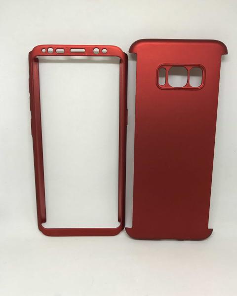 Husa 360 Plastic Red Samsung Galaxy S8 [0]