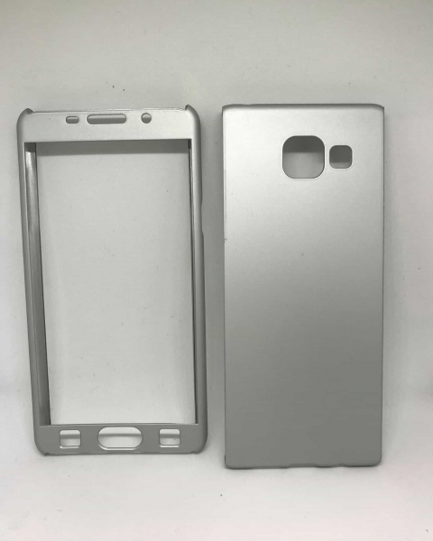 Husa 360 Plastic Silver Samsung Galaxy A5 2016 [0]