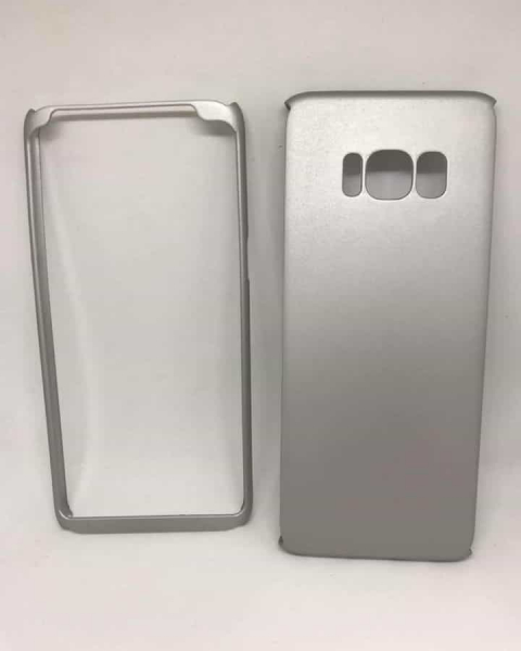 Husa 360 Plastic Silver Samsung Galaxy S8 [0]