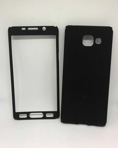 Husa 360 Plastic Black Samsung Galaxy A5 2016 0