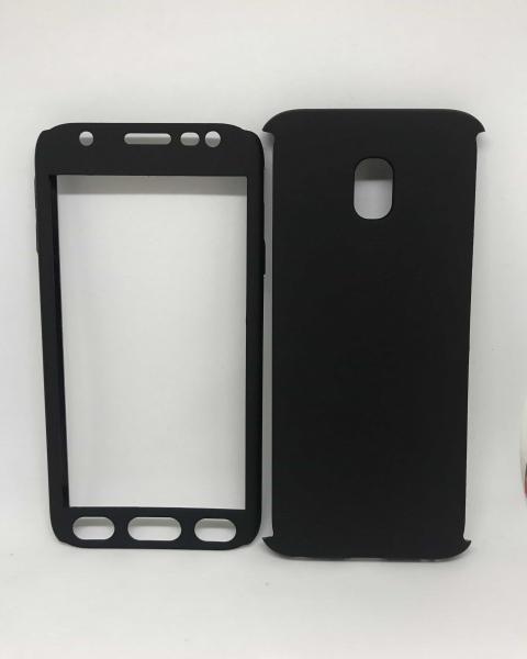 Husa 360 Plastic Black Samsung Galaxy J3 2017 [0]