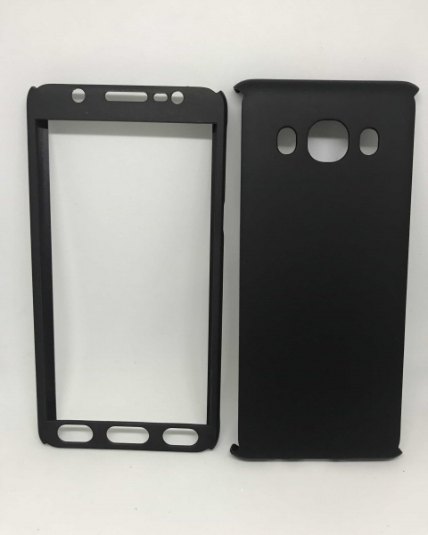 Husa 360 Plastic Black Samsung Galaxy J5 2016 [0]