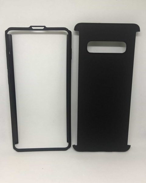 Husa 360 Plastic Black Samsung Galaxy S10 Plus 0