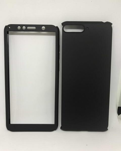 Husa 360 Plastic Black Huawei Y6 2018 [0]