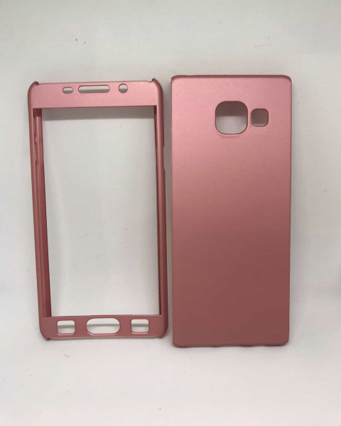 Husa 360 Plastic Rose Samsung A3 2016 0