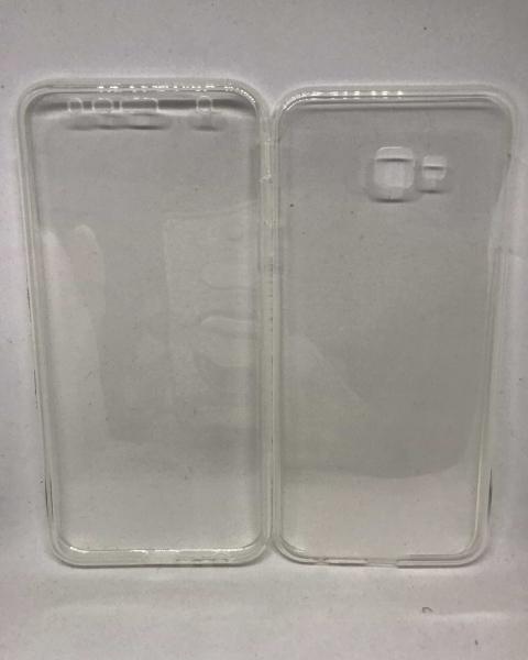 Husa 360 Silicon Transparent Samsung Galaxy J4 Plus 2018 [0]
