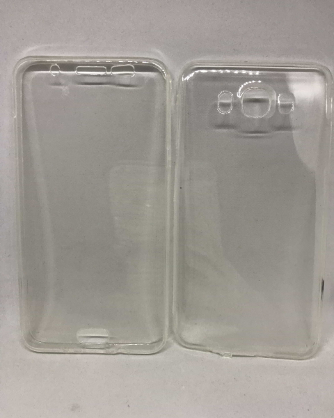 Husa 360 Silicon Transparent Samsung Galaxy J7 2016 0
