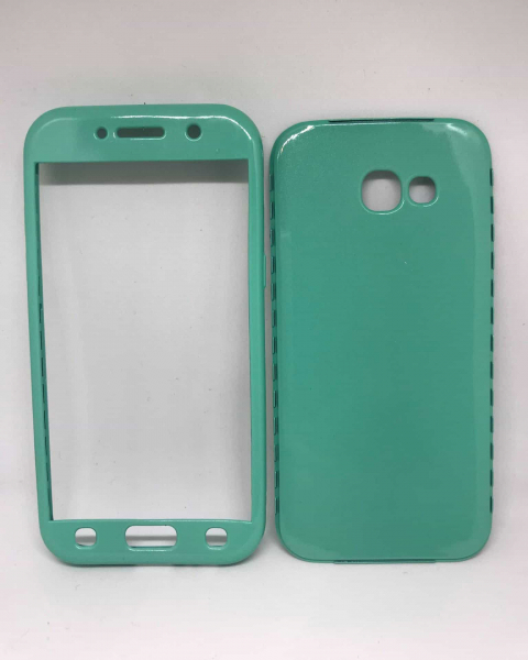 Husa 360 Silicon Verde Mint Samsung Galaxy A5 2017 [0]