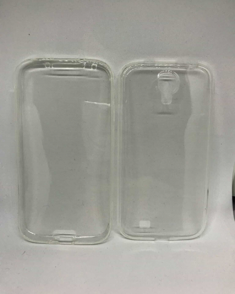 Husa 360 Silicon Transparent Samsung Galaxy S4 0