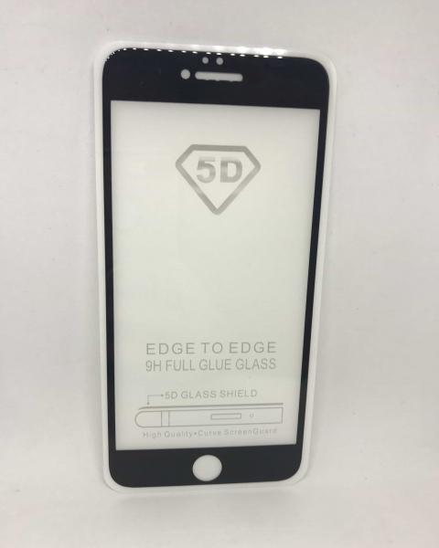 Folie de Sticla 5D Black iPhone 6 Plus / 6S Plus 0