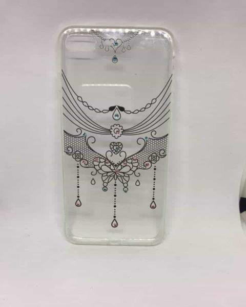 Husa Rhinestones iPhone 7 Plus / iPhone 8 Plus 0