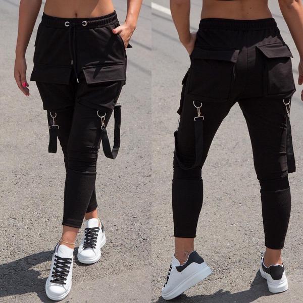 Pantaloni ModII Black [0]