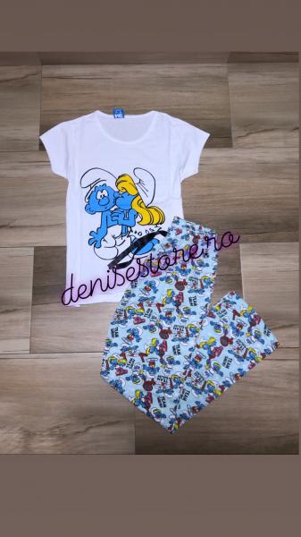 Pijama Strumf Blue [0]