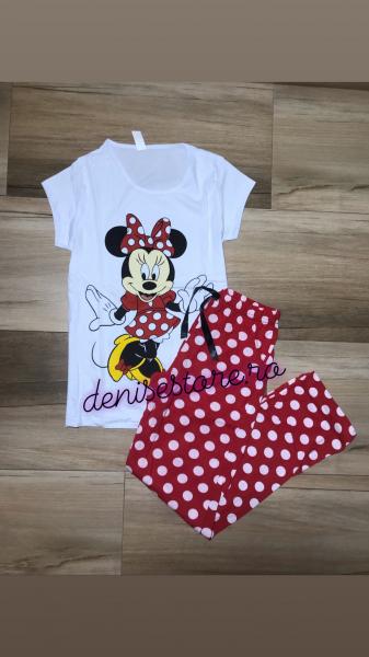 Pijama Minnie Red Dots 0