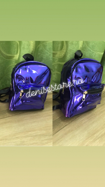 Rucsac Holographic Blue 0