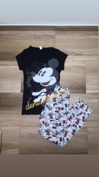 Pijama Mickey Gray & Black [0]