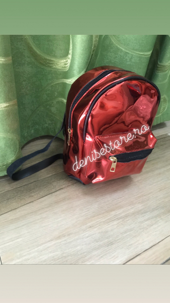 Rucsac Holographic Red 0