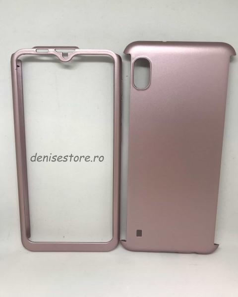 Husa 360 Plastic Rose Samsung Galaxy A10 0