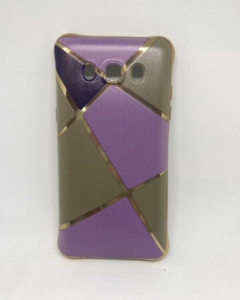Husa Abstract Purple Samsung Galaxy J5 2016 0