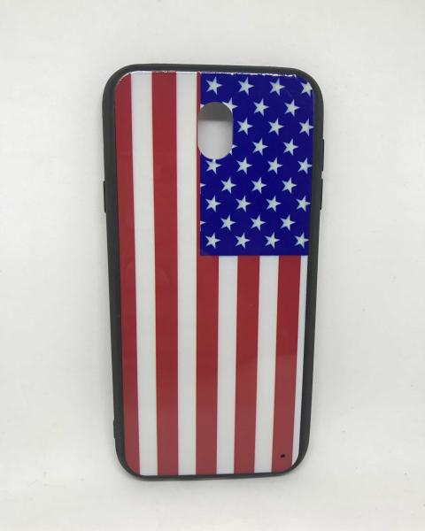 Husa American Flag Samsung Galaxy J7 2017 [0]