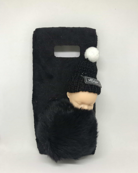 Husa Puf Baby Black Samsung Galaxy S8 Plus 0