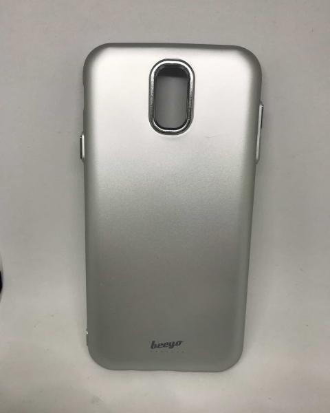 Husa Beeyo Silver Samsung Galaxy J7 2017 [0]