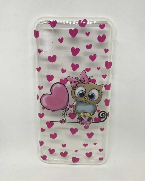 Husa Owl Hearts iPhone XS Max 0