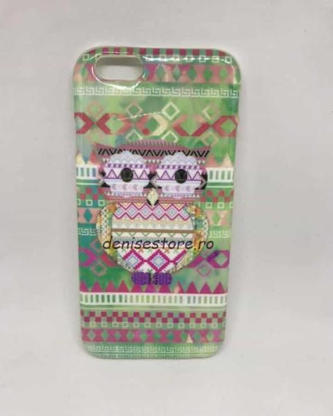 Husa Bufnita Tribal iPhone 6/6s 0