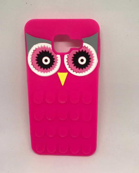 Husa Pink Owl Samsung A3 2016 [0]