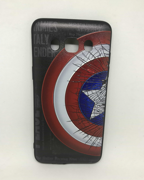 Husa Captain America Samsung Galaxy J5 2016 0