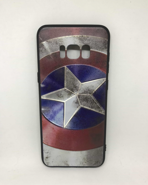 Husa Captain America Samsung Galaxy S8 Plus 0