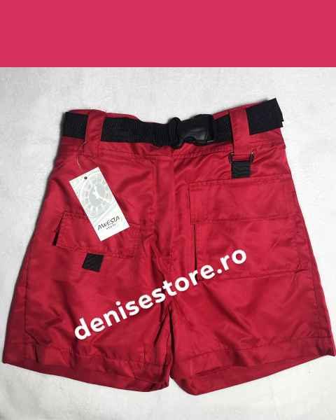 Pantaloni Cargo Red Short 0